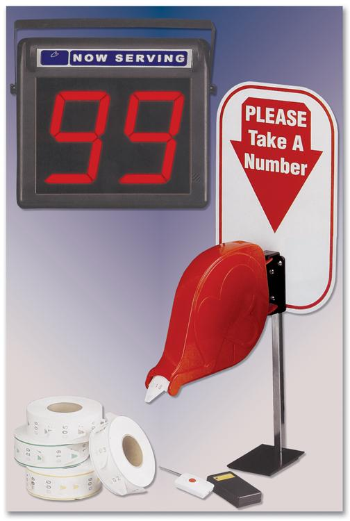 Quot Now Serving Quot Complete Number System 15 160 Traffic Control
