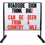 Roadside Sign