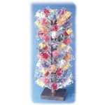 Buddy-Bear Lollipop Set (96 Ct. W/Rack)