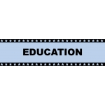 **Blowout**Marquee Sign Education