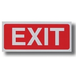 Area Sign-Exit