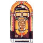 Wurlitzer Jukebox-Standee