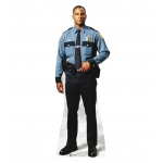 24 Hr. Policeman Standee