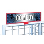 ***Closeout*** (Comedy) Film Reel Decor Sign