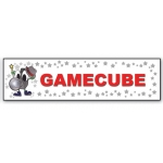 ***Closeout*** (Gamecube) Character Decor Sign