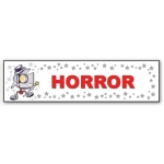 ***Closeout*** (Horror) Character Decor Sign