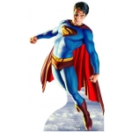 Superman 1 (Flying) - Standee