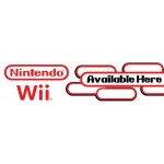"Nin Wii - Two Color Category Sign (5 1/2"" X 22"")"