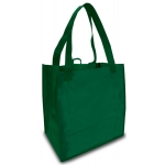 Reusable Shopping Bags (100 Per Case) Green Recyclable & Reusable Shopping Bags