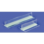 "3"" Plastic Sign Holder; 10/Pk"