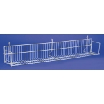 "(Black) Grid-24"" Standard Shelf"