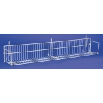 "(White) Grid- 36"" Standard Shelf"