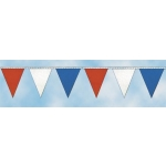 Pennants/Red.White.Blue/100'