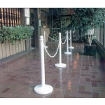 Stanchion (White)