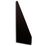 (Black) Wood End Panels For Impact(Pair)