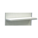 "(White) 48""W X 12""D Gondola Shelf"