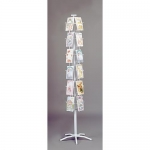 "Greeting Card Spinner Rack 24 Pockets (5"" x 7"")"