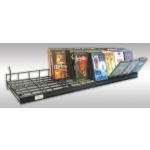 "(Black) 48"" Universal Flip'N Browse Shelf"