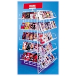 "Econo-""T""-Display (White)"