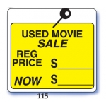 ***Closeout*** Used Movie Sale, Sm (500/R)