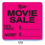 ***Closeout*** New Movie Sale/ Pink (500/R)