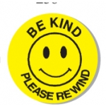 "Lbl-Be Kind Rewind 3/4"" (250/R)"