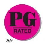 "Lbl-""Pg"" Rated  1"" (500/R)"