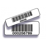 "1/2"" Wide Bar Code Label (For Cassette)"