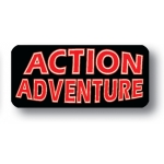 Lbl- Action Adventure- Rect.(500 Rl)