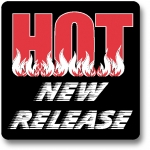 "Lbl- Hot New Release- 1"" Sq. (500 Rl)"