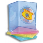 (Green Tint)Dvd Case Full Sleeve(100 Pc)