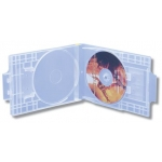 Single Dvd-Apollo Security Case-100 Pcs