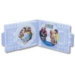 Double Dvd-Apollo Security Case-100 Pcs