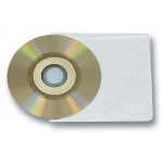 "***Blowout*** Vinyl 3"" Disc Pouch (100 Pcs)"
