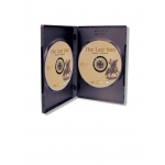 (Clear) Slim Double Dvd Case (100 Pcs)