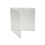 (Clear) Slimpac Cd Case - 100 Pcs