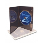 Ultra Slim Single Dvd Case (100)