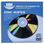 Packaged Disc Wipes (50/5 Ct.Envelopes)